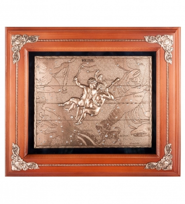 ПК- 11 Ключница «Знак зодиака Близнецы» 33х29