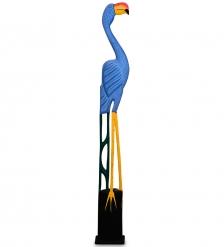 90-007 Статуэтка «Голубой Фламинго» 150 см