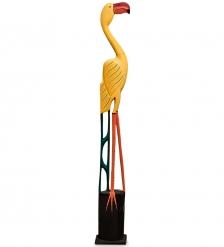 90-013 Статуэтка «Желтый Фламинго» 150 см