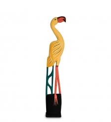 90-015 Статуэтка «Желтый Фламинго» 100 см