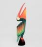90-049 Статуэтка Зеленый Пеликан 80 см