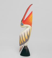 90-051 Статуэтка «Желтый Пеликан» 80 см
