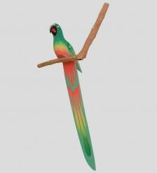 90-063 Статуэтка  Птица на ветке  100 см