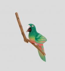 90-065 Статуэтка  Птица на ветке  30 см