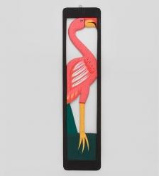 90-088 Панно  Розовый фламинго  70 см