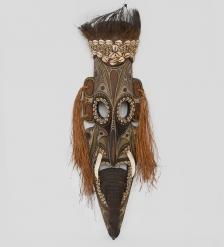 26-001 Маска аборигена  Папуа