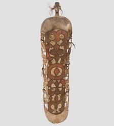 26-003 Щит аборигена  Папуа