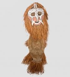 26-020 Панно Маска аборигена  Папуа