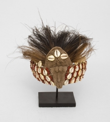 27-008 Головной убор аборигена  Папуа