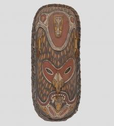 27-039 Маска Папуаса  Папуа