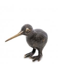 24-041 Фигурка  Птица Киви  бронза  о.Бали  малая