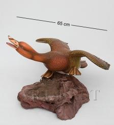 32-006 Фигура  Утка над гнездом   о.Бали