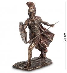 WS-496 Статуэтка  Ахиллес с копьем и щитом