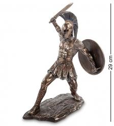 WS-497 Статуэтка  Гектор с мечом и щитом
