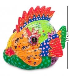 29-001 Фигура  Рыба  из кокоса  о.Бали