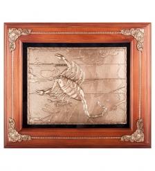 ПК-106 Панно «Знак зодиака Скорпион» 33х29