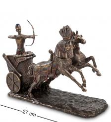 WS-498 Статуэтка  Рамзес II на колеснице