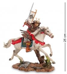 WS-739 Статуэтка  Самурай на коне
