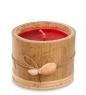 36-006 Свеча в бамбуке  о.Бали  бол.