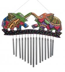 39-008 Музыка ветра «Слоны»  о.Бали