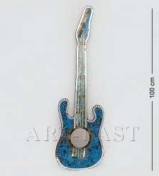 38-001 Панно  Гитара  бол.  мозаика, о.Бали