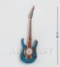 38-002 Панно Гитара ср.  мозаика, о.Бали