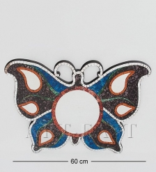 38-006 Панно  Бабочка  бол.  мозаика, о.Бали