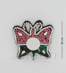 38-007 Панно  Бабочка  мал.  мозаика, о.Бали