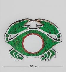 38-015 Панно  Краб   мозаика, о.Бали