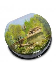 ШК-10/55 Шкатулка  Лето  Гусак - Вариант A