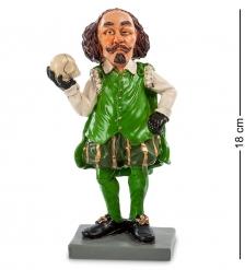 RV-336 Фигурка  Шекспир   W.Stratford