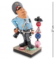 STD-05 Статуэтка Полицейский «Ну настоящий полковник...»  W.Stratford