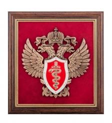 ПК-152 Панно  Эмблема Федеральной службы по контролю за оборотом наркотиков  20х21