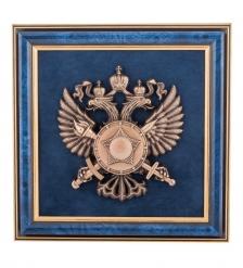 ПК-150 Панно  Эмблема Службы внешней разведки России  23х23
