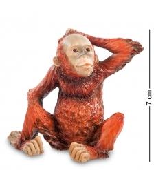 WS-762 Статуэтка «Детеныш орангутанга»