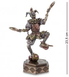 WS-628 Статуэтка  Шут-жонглер