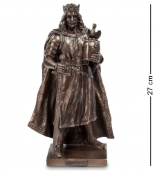 WS-640/ 1 Статуэтка  Король Артур
