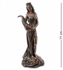 WS-654/ 1 Статуэтка  Фортуна - богиня удачи