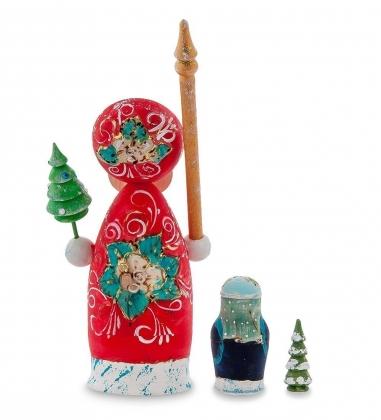МР-23/31 Матрешка  5м  Дед Мороз с елкой