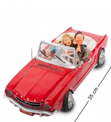 FO-85079 Автомобиль  Ford Mustang convertible. Forchino