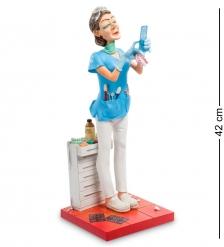 FO-85534 Статуэтка Стоматолог  The Lady Dentist. Forchino