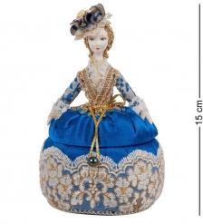 RK-761/ 1 Кукла-шкатулка «Дама нарядная»