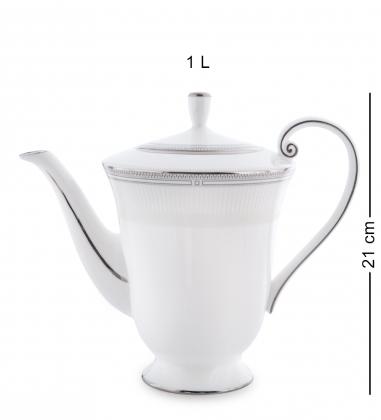 JK-107 Чайный сервиз 15 пр. на 6 перс. «Венецианская Классика»  Venice Classic Pavone