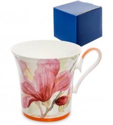 JK-154 Кружка «Магнолия»  Fioritura Magnolia Pavone
