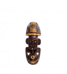 20-139 Панно настенное  Маска   албезия, о.Бали  30 см