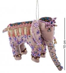 RK-519 Кукла подвесная  Слон  бисер в асс. - Вариант A