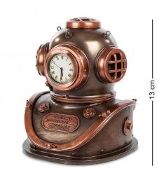 WS-384 Часы в стиле Стимпанк  Водолазный шлем