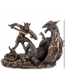 WS-657 Статуэтка  Зигфрид, побеждающий Дракона