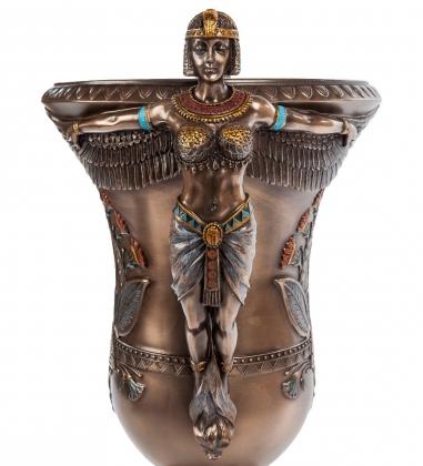 WS-668 Ваза в стиле Ар-деко Египетские богини