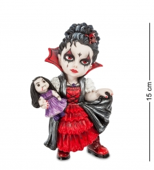 WS-395 Статуэтка в стиле Фэнтези  Девочка-вампир